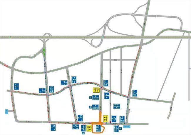 2019FE电动方程式三亚站比赛期间相关道路交通管制的通告