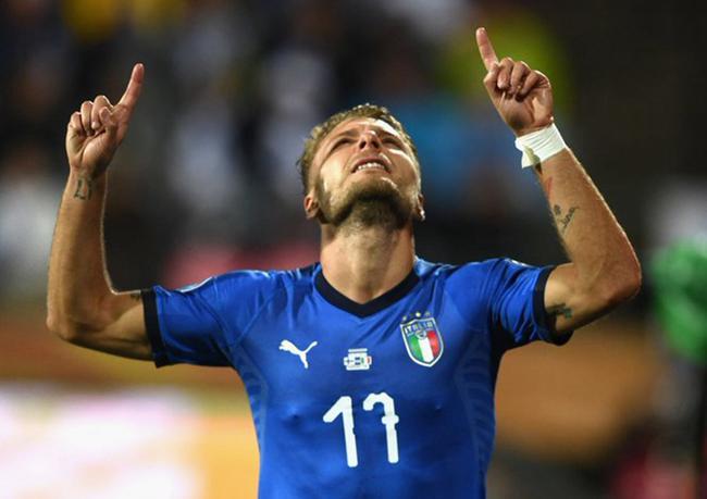 欧预赛-切尔西一将伤退一将制胜 意大利