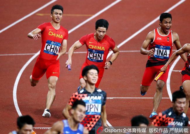 中国田径2019年赛程惊喜多