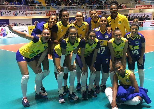 巴西女排征战世界杯名单出炉
