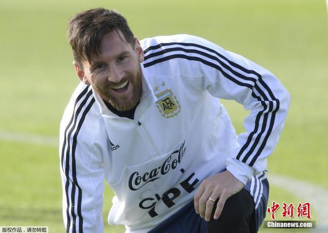 博尔特表示自己是一名阿根廷球迷