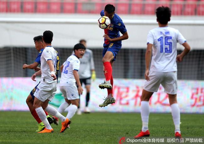 黄海1-2永昌