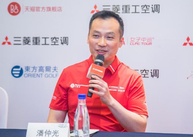 潘仲光分析奥运高尔夫:日本为黑马 希望中国夺牌