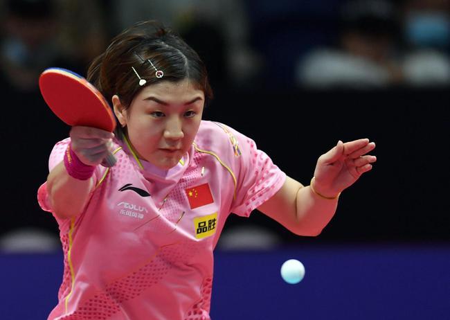 陈梦东京奥运夺冠四个拦路虎 有人找到陈梦短板?