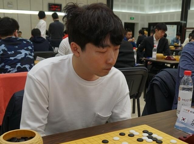 韩国棋手洪性志九段
