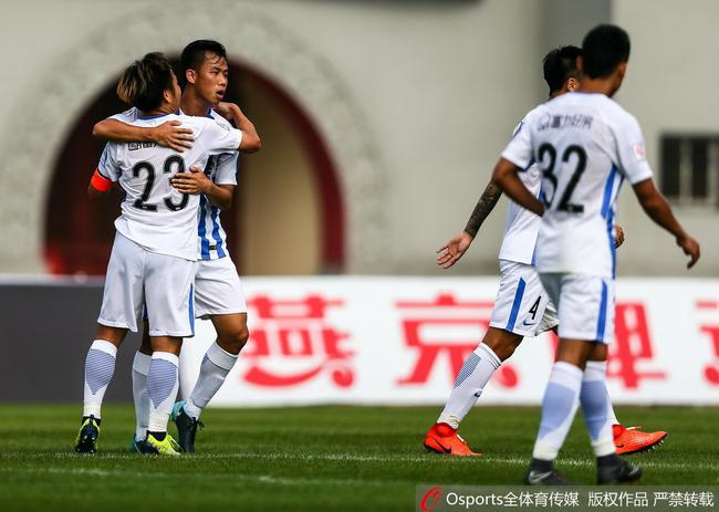 足协杯-肖智头槌卢琳弹射 富力2-0淘汰武汉晋级