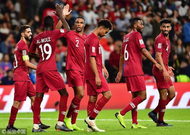 卡塔尔获胜