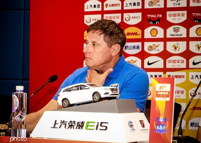 斯托:华夏排名没体现真正实力 控制住球赢下比赛