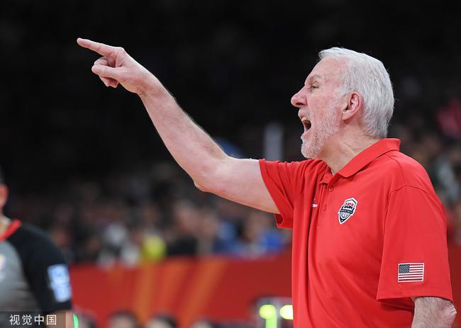 波波维奇炮轰三分球:带走了篮球最纯粹的