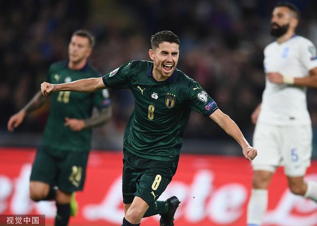 意大利进军欧洲杯正赛