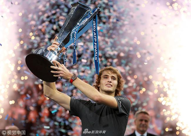 德约科维奇获ATP年终世界第一,亚-兹维列夫升第四。