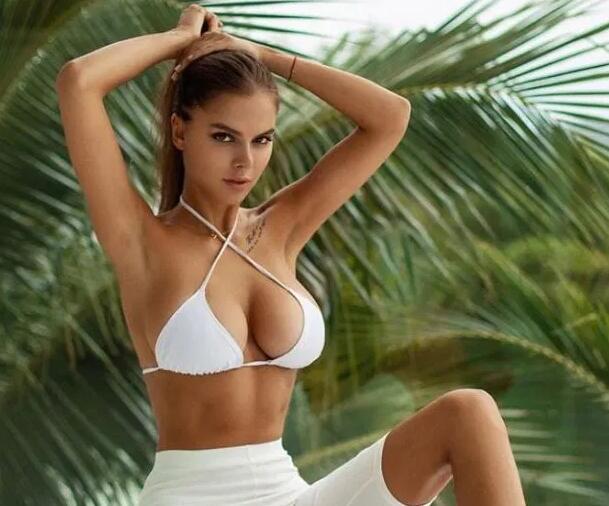 俄罗斯模特奥丁科娃