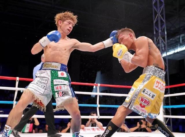 日本着名拳王邀乌兰打世界战 他曾是木村翔终结者