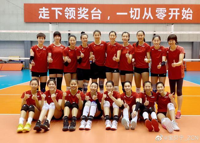2021世界女排联赛赛程公布 中国女排全部国内出战