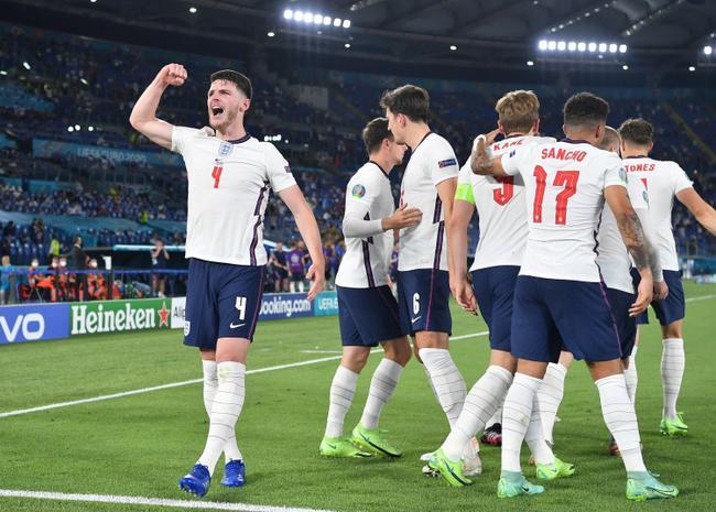 英格蘭晉級半決賽