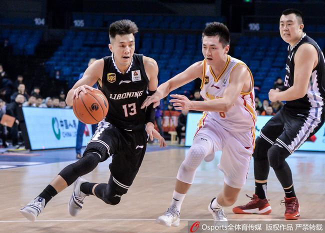 无需哈德森也能赢球 只因辽宁有MVP级郭少!