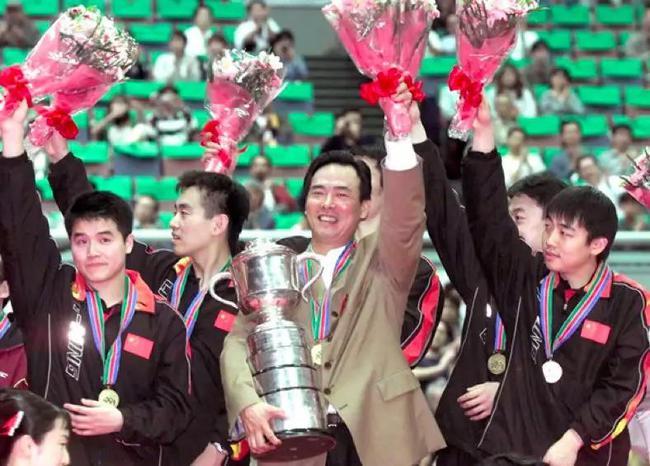 大阪世乒赛,中国队包揽悉数金牌