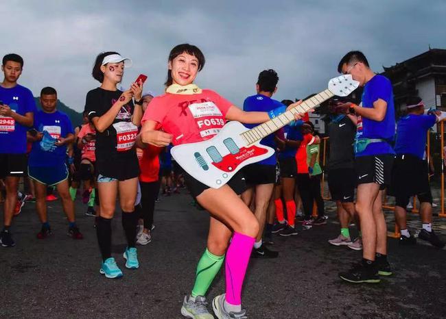 2019成都摇滚马拉松11月登陆成都 新玩法迎两万跑者。