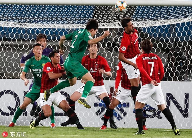 日媒承认裁判漏判没给国安点球 太幸运进球吹越位