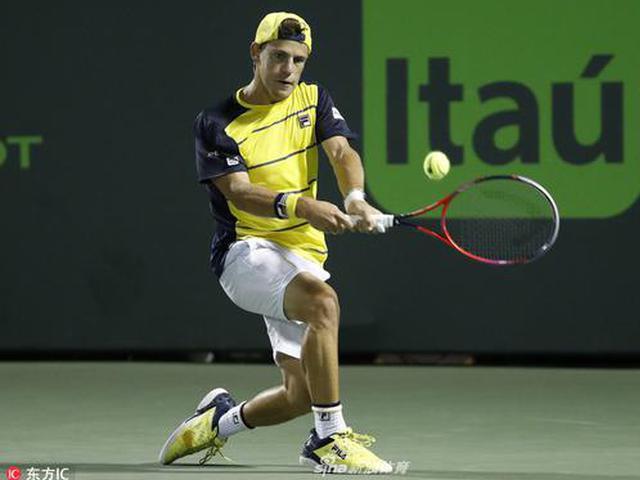 ATP拉奥尼奇2比0轻松晋级下轮