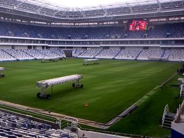 视频-国际足联考察加里宁格勒体育场