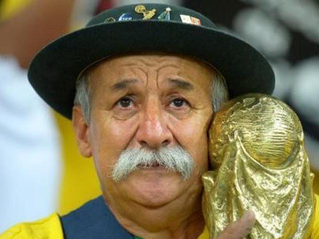 """巴西""""金杯老爷爷""""的故事"""
