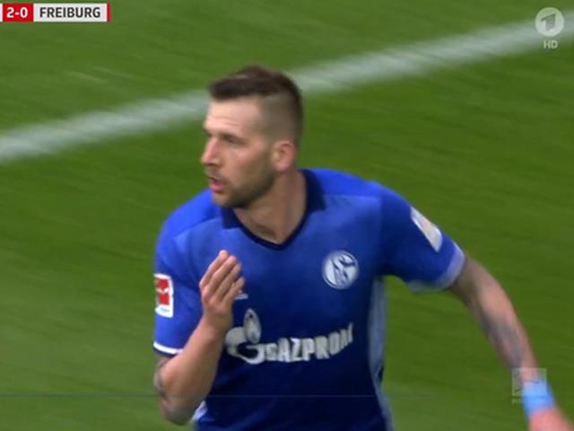 视频集锦-卡利朱里点射本塔莱布助攻 沙尔克2-0弗赖堡