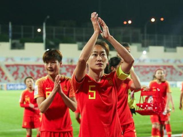 亚洲杯中国女足1-3负日本