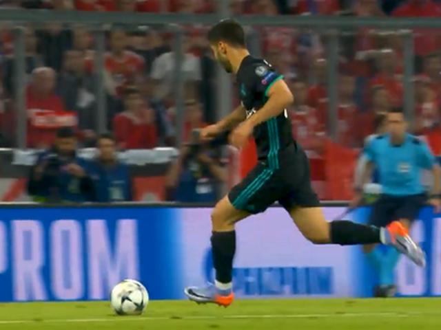 视频-逆转拜仁建功 欧足联回顾阿森西奥历史进球时刻