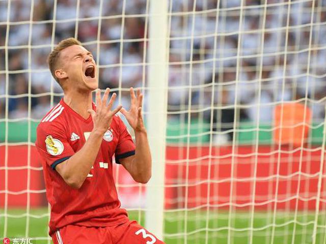 德杯决赛拜仁1-3法兰克福