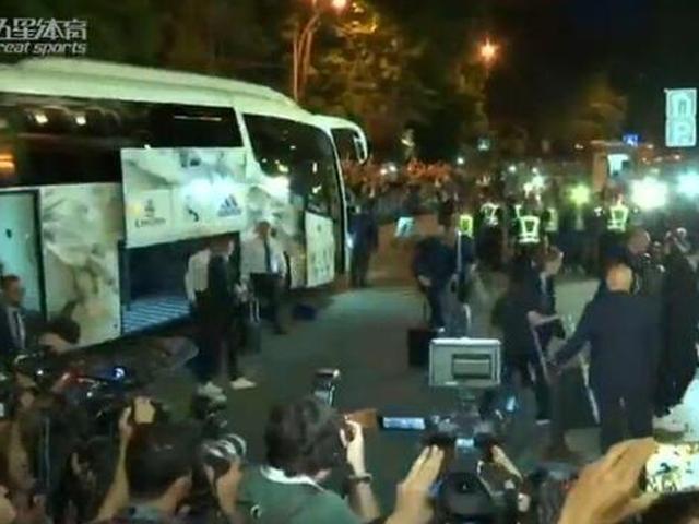 视频-皇马、利物浦抵达基辅 欧冠决赛箭在弦上