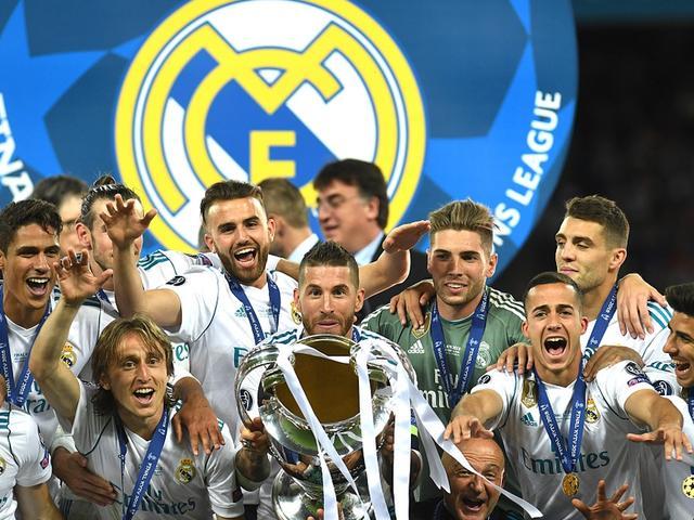 皇马赛季夺冠之路