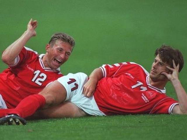 世界杯32强巡礼法国丹麦