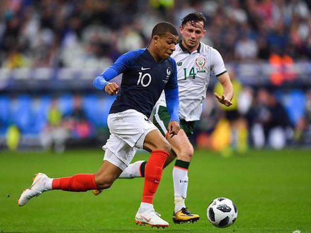视频-吉鲁国家队进球追平齐祖 法国热身轻取爱尔兰