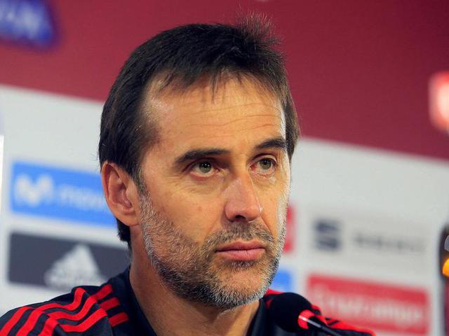 视频-突发!西班牙足协官方宣布主帅洛佩特吉下课