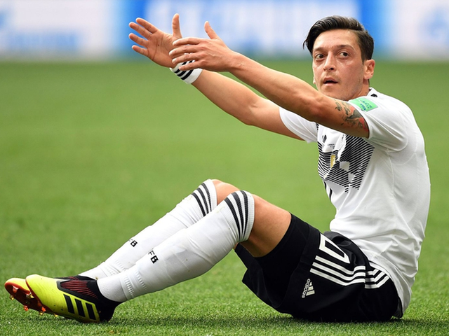 卫冕之路开局不顺 德国首战0-1不敌墨西哥