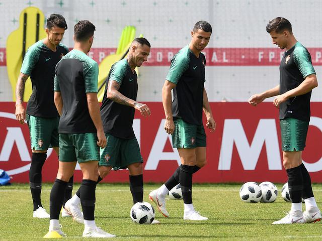 小组末轮对阵伊朗 葡萄牙队不敢怠慢