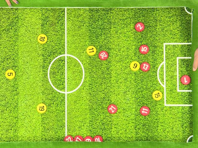 张路解析巴西进球 热苏斯牵扯保利尼奥机敏前插