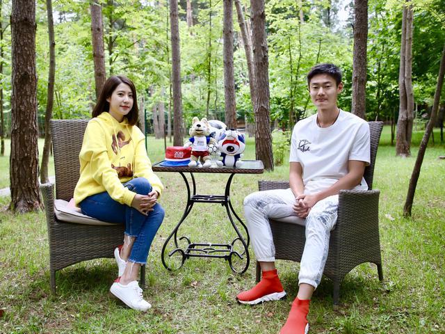专访张培萌:心中主队是德国队 日本队虽败犹荣