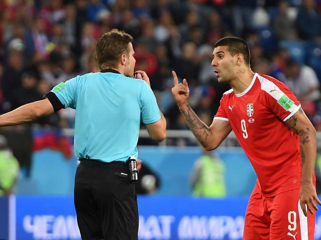 德名哨拒看VAR致漏判点球 被国际足联遣返回国