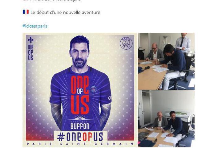 视频-巴黎圣日耳曼官宣布冯加盟 年薪将达2000万欧