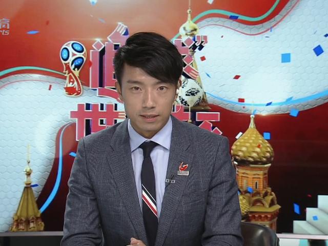 五星体育蔡惠强点评:三中卫战术球队或将争冠!