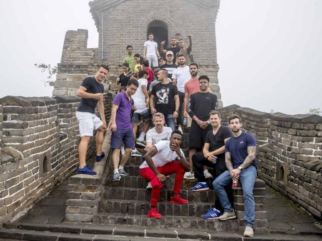 视频-沙尔克长城一日游 拍照留念了解中国历史