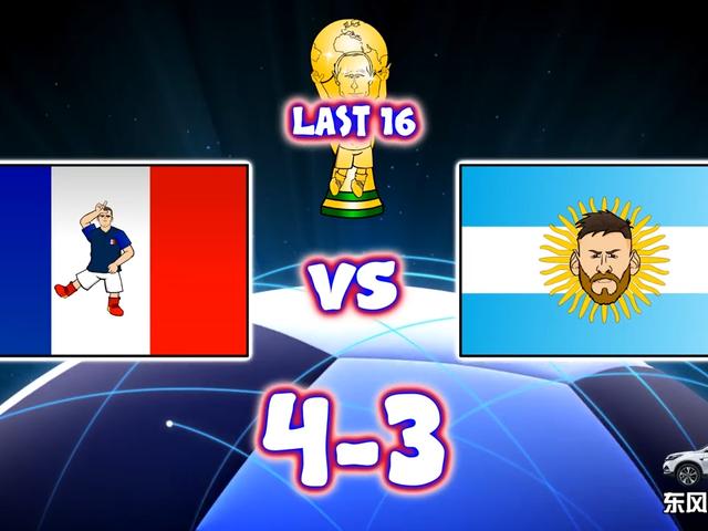 动画恶搞世界杯淘汰赛进球 花样回顾精彩瞬间