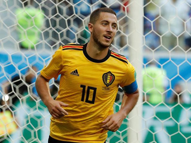 比利时队长闪耀世界杯 或将加盟皇马接替C罗