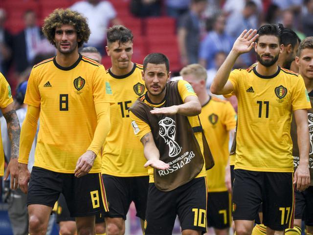 创造世界杯历史最佳战绩 比利时黄金一代已然崛起