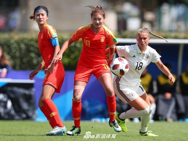 U20世界杯女足0-2德国