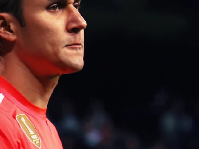 视频-欧冠赛季最佳门将候选 老将布冯榜上有名