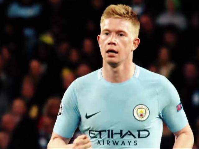 视频-欧冠赛季最佳中场候选 皇马两人曼城一人