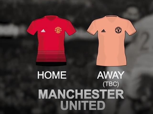 视频-英超新季各队主客场队服一览 红魔搭配小粉红